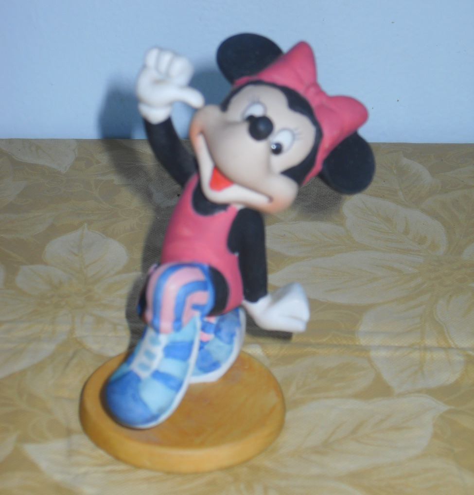 9155671a20c3bd Disney Minnie Mouse Skipping Figurine and 50 similar items