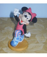Disney Minnie Mouse Skipping Figurine - $14.99