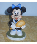 Disney Minnie Mouse Tennis Figurine - $24.99