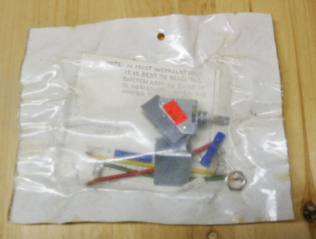 Primary image for KOLD-DRAFT GBR 01498 PUMP AND DEFROST SWITCH ~ NEW!