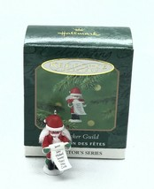 2000 Nutcracker Guild Hallmark Retired Miniature Series Ornament - $9.49