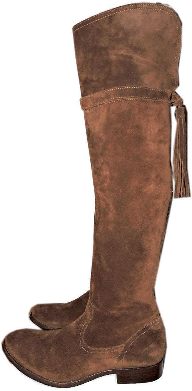 4d2a749bc74 Frye Clara Tassel Over The Knee Boot Stretch and 50 similar items. 5491