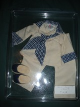 Vtg. Fisher Price My Friend #218 Town & Country Blue Pantsuit NR MT w/ C... - $24.99
