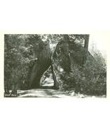 Arch Rock, Yosemite Park, unused Real Photo RPPC Postcard  - $5.99