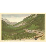 Canada, The Spiral Tunnels, Yoho National Park, B.C. early 1900s unused ... - $3.99