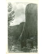 El Capitan, Yosemite Valley, unused Real Photo Postcard  - $8.95