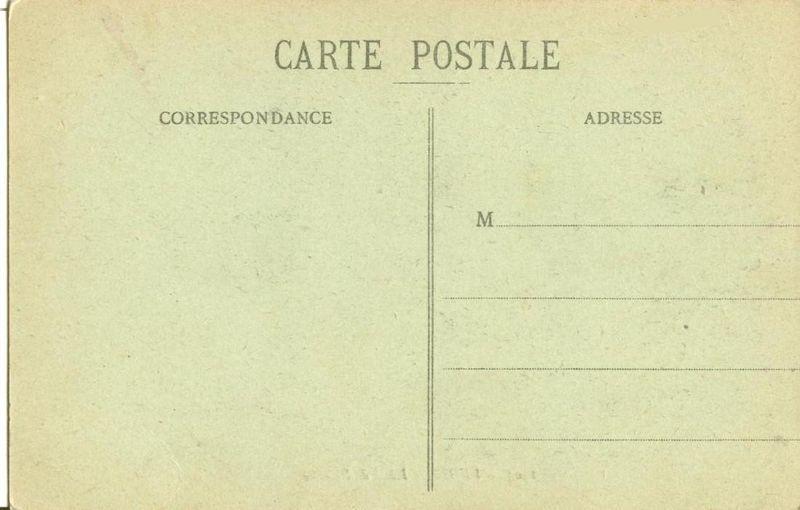 France, Vichy, Hotel de l'Helder CPA unused Postcard
