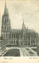 Germany Koln a Rhein, Dom Sudseite 1906 unused Postcard  - $4.99