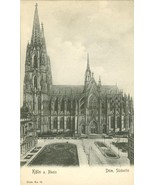 Germany Koln a Rhein, Dom Sudseite 1906 unused Postcard  - $4.99