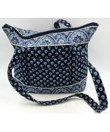 Vera Bradley Nantucket Little Betsy Navy Blue Women's Tote Shoulder Bag - $33.24