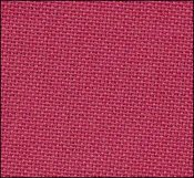 Primary image for 32ct Deep Magenta Lugana 36x55 1yd cross stitch fabric Zweigart