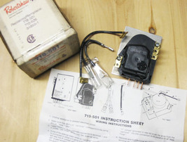 719-501 DEFROST TIMER CONTROL (10A NON-IND, 1/3HP, 120V/60Hz - $39.99