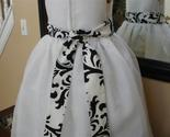 White dress back traditions sash1  small  thumb155 crop