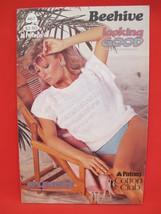 Vintage Patons Beehive Knitting Patterns Beach Summer Sweaters LADIES  - $5.99