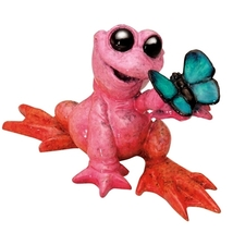 Whimsical Animal Sculpture - Springtime - By Kitty Cantrell - $20.00