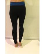 Hard Tail Flat blue contour waistband long ankle legging xs  - $19.99