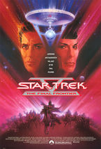 1989 STAR TREK V: FINAL FRONTIER Movie POSTER 27x40 Original Vintage 1-S... - $25.99