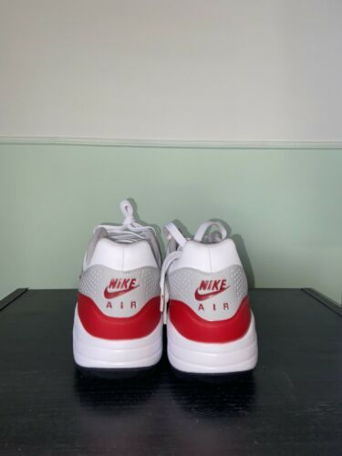Nike Air Max 1 G White University Red Golf Shoes AQ0863-100 Size 10.5 image 5