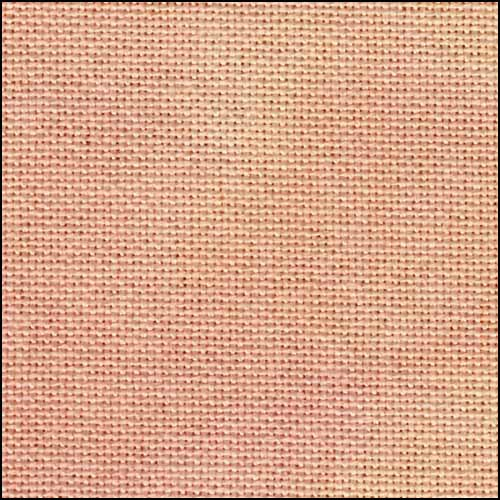 Primary image for 32ct Coral Reef Hand Overdyed Lugana 36x55 1yd cross stitch fabric Zweigart
