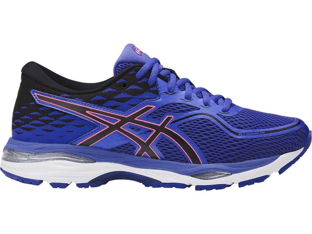 Asics Gel Cumulus 19 Women's Shoes 4890 Running T7B9N SZ 6 Wide Blue Purple $120