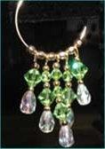 Handmade Crystal Swarovski Birthstone Jewlery - August