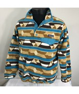 Patagonia Jacket Aztec Fleece Snap T Synch Ski Sweatshirt Tribal Women's... - $107.99