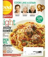 FOOD NETWORK  JANUARY/FEBRUARY 2011 - $3.99