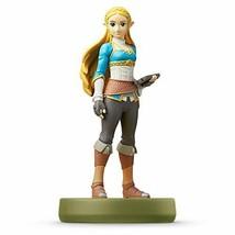 amiibo Zelda [Breath of the Wild] (The Legend of Zelda Series) - $53.04