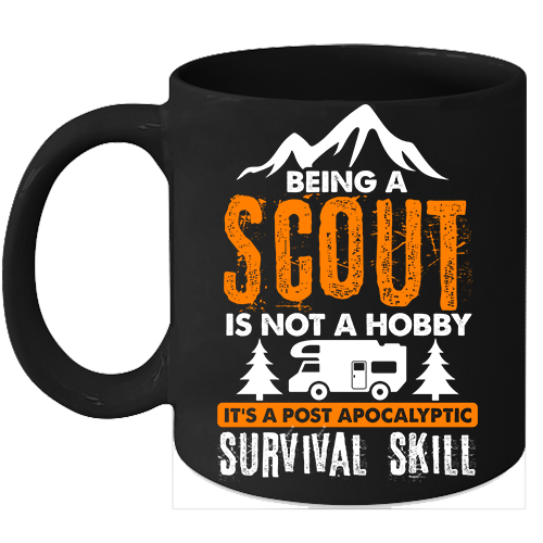 Primary image for Scouts Mugs Funny Scout Mugs
