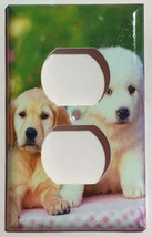 Puppy dogs dog Toggle, Rocker Light Switch Power Outlet Duplex Wall Cover plate image 2