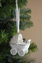 Hallmark  Baby's First Christmas  Porcelain Carriage  No Date  Keepsake ... - $20.38