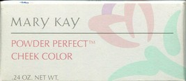 Mary Kay Powder Perfect Cheek Color Raspberry - #3532 - New Old Stock - $7.91