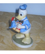 Disney Donald Duck Bird Watching Figurine - $14.99