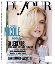 NEW DuJour Magazine Winter 2012 Nicole Kidman LWren Scott Los Angeles Ba... - $15.84