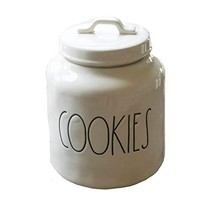 Rae Dunn Artisan Collection COOKIES Jar / Canister / Container - $70.91