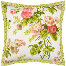 WAVERLY Emma's Garden Decorative , 18x18, Blossom - $53.65