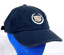 Cadillac Black Baseball Cap Hat Box Shipped - $19.99