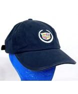 Cadillac Black Baseball Cap Hat Box Shipped - $19.99