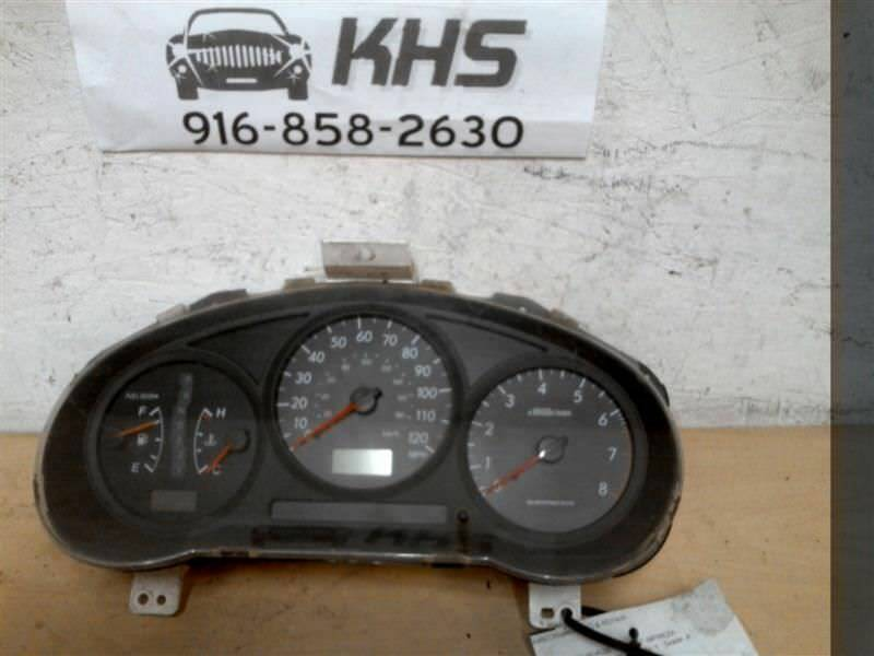 Primary image for Speedometer Cluster MPH Outback Fits 07 IMPREZA 69659