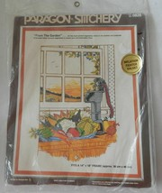 Paragon Stitchery Kit From the Garden 0826 NEW - $14.99