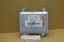 2006-2009 Buick Lacrosse Engine Control Unit ECU 12600930 Module 304-10a6 - $9.99
