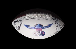 2015 Ole Miss Rebels team signed football w/Certificate autographed (34) - $203.94
