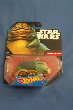 Toys Mattel NIB Hot Wheels Disney Star Wars Jabba the Hutt Die Cast Car - $8.95