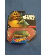 Toys Mattel NIB Hot Wheels Disney Star Wars Jab... - $9.00