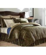 Chaps Ralph Lauren Beekman Place Paisley Green King Pillow Shams (Set of 2) - $45.00