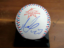 NELSON CRUZ 6 X ALL-STAR TWINS MARINERS RANGER SIGNED AUTO 2017 A/S BASE... - $98.99