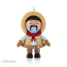 Hallmark 2013 Mystery Frosty Wild West Cowboy Ornament - $10.95