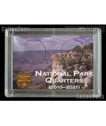 National Park Quarters 2x3 Plastic Display Case Canyon Design - $5.98