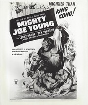 Mighty Joe Young Carricature 8x10 Photo - $9.99