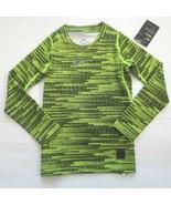 Nike Boys PRO Warm Long Sleeve Top Shirt - 856133 - Volt 702 - Size S - NWT - $19.99